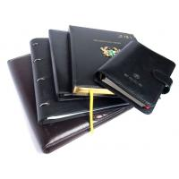 OEM PU Cover Spiral Custom Notepad Printing with ISO14001:2004, SGS-COC-007396 Manufactures