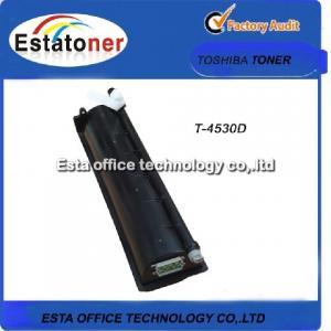 Toshiba T4530D Genuine Black Copier Toner Compatible For E-studio 455 Manufactures