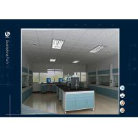 Water Purification System Chemistry Lab Furniture , Workarea Electronics Lab Furniture Manufactures