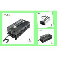 Portable 25 Amps 48 Volt Battery Charger With Aluminum Housing Manufactures