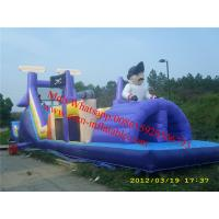 obstacle course inflatable obstacle course for sale Manufactures