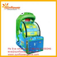 Shopping Mall Game Center Ticket Redemption Game Machine Bass Wheel For Sale Manufactures