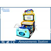 Attractive Kids Coin Operated Game Machine Piano Simulator 1 Year Warranty Manufactures