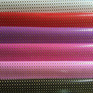 China OEM ODM Glitter Wall Fabric , Glitter Fabric Roll Long Durable No Fade on sale