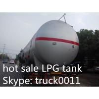 hot sale best price 20tons bulk surface LPG gas storage tank, factory sale price propane gas storage tank for sale Manufactures