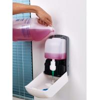 Large capacity Refillable Hand Soap Dispensers Interchangeable nozzles Alternative Dose Manufactures