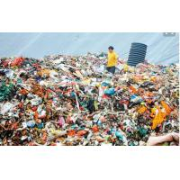 China What are the current status of urban domestic waste disposal in world? on sale