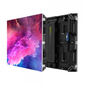 500x1000mm Cabinet SMD2020 P4.81 Indoor Rental LED Screen Manufactures