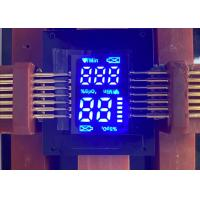 Hot Sale Ultra Thin 2.8mm ONLY Customized Red SMD LED Display For Finger Pulse Oximeters Manufactures