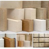China High Strength Fire Clay Bricks Refractory Insulation Low Thermal Conductivity on sale