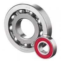 Less coefficient of friction deep groove ball bearings 63 series for Equipment, Truck Manufactures