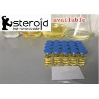 Tri Test 400 Mg / Ml Legal Injectable Steroids Solution , Bodybuilding Anabolic Steroids Manufactures