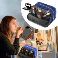 Lightweight Waterproof Breathable Mesh Make Up Bag Manufactures