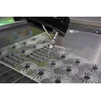 Quality 37KW CNC Water Jet cutting machine 1500*3000mm FDA for glass for sale