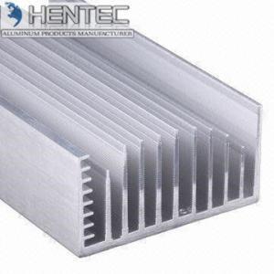 Rectangle Anodized Standard Aluminium Profiles Engineering Design Manufactures