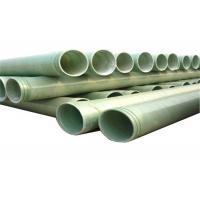 Underground Transportation Frp Grp  Pipes DN150mm glass fiber PIPE Manufactures
