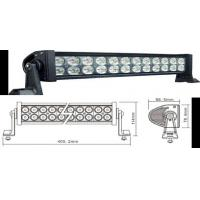 22inch 120W LED work Light bar,led driving light bars with 7500Lum Manufactures