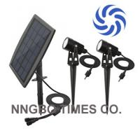 Super Bright Solar LED Spotlight Energy Saving Waterproof For Garden Yard Manufactures