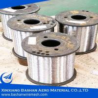xinxiang bashan 0.5mm stainless steel wire Manufactures