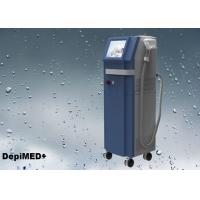 1 - 10Hz Medical 808nm Diode Laser Hair Removal Machine For underarm diode laser hair removal Manufactures