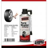 Puncture Preventative Emergency Tyre Repair , 500ml Tire Inflator Sealer  Manufactures