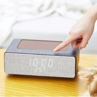 Alarm Siren Creative Rechargeable Bluetooth Speaker Sensitive Touch Panel Switch Manufactures