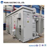 3600 kva high voltage and low voltage box type substation Manufactures