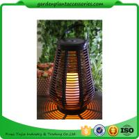 Decorative Outdoor Lighting / Rattan Garden Lights For Home Decoration Manufactures