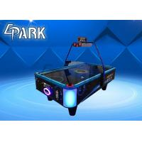 High Gloss Painting Video Arcade Game Machines , Large 2 Person Air Hockey Table Manufactures