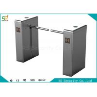 Station Drop Arm Barrier Bi-direction Turnstile Swipping Card Access Control Device Manufactures