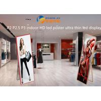 Durable Stand Mirror LED Screen Indoor Advertisement Machine High Definition Manufactures