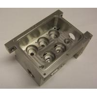 6063 6082 Aluminum CNC Milling Service , Custom Aluminium Parts 0.01mm Tolerance Manufactures