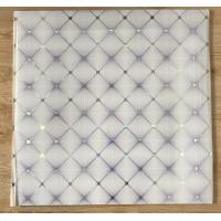 Quality Durable PVC Ceiling Boards , Pvc Drop Ceiling Tiles For Office / Meeting Room for sale