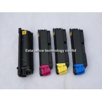 Kyocera original toner cartridges TK 580 Black Cyan Magenta Yellow K C Y M Manufactures