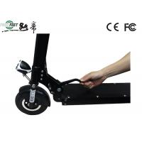 Quality Fashion Sport Black Easy Ride Collapsible Electric Scooter Lithium Battery Motor for sale