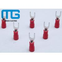 cheaper price red insulator tube electric cable wire terminals SV TU-JTK Manufactures