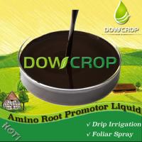 ROOT PROMOTOR@ AMINO POLYPEPTIDE LIQUID DOWCROP HIGH QUALITY HOT SALE 100% WATER SOLUBLE FERTILIZER ORGANIC Dark Brown Manufactures