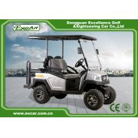 Buy cheap ADC Motor 48V 4 Seater Electric Hunting Carts / Club Car Electric Golf Car from wholesalers