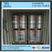 Acetonitrile China origin Manufactures