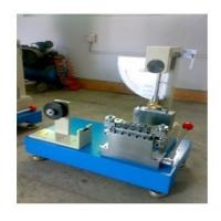 90 Degrees Angle TAPPI Paper Testing Equipments for Internal Bond Impact Test Manufactures
