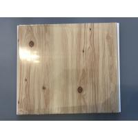 Quality Wooden Transfer Printing Garage Wall Panels Fireproof For Kitchen / Bathroom for sale