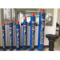 Rock Drilling High Air Pressure 6 Inch DTH Drilling Hammer For Water Well Drilling Manufactures