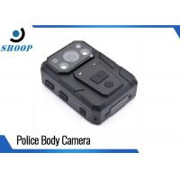 Premium Portable Law Enforcement Body Camera 158g Weight With HD IR Night Manufactures