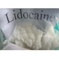 99% Lidocaine Base Powder Local Anaesthesia Lidocaine CAS137-58-6 Numbs Away Pain Manufactures