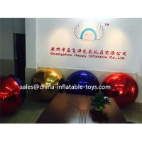 New Product Release Meeting Large Mirror Ball Mirror Cloth With Fireproof Manufactures