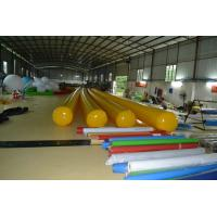 PVC Funny Inflatable Water Toys , Seesaw , Water Teeterboard , Water Teetertotter Manufactures