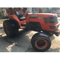 Second Hand 2008 Japan Made Kubota M5700 Tractor Stock In Shanghai Manufactures