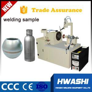 Panasonic MIG Tig Welder / Steel Rould Pot Auto Welding Machine high speed Manufactures