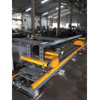 CE Approval Light Pole Welding Machine Automatic Centering / Leveling / Feeding Manufactures