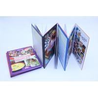 Hardcover Flexibound Cook coloring book printing With Art Matt Lamination Manufactures